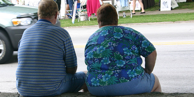 Your waist size predicts your heart disease risk