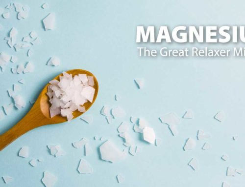 Magnesium – The Great Relaxer Mineral